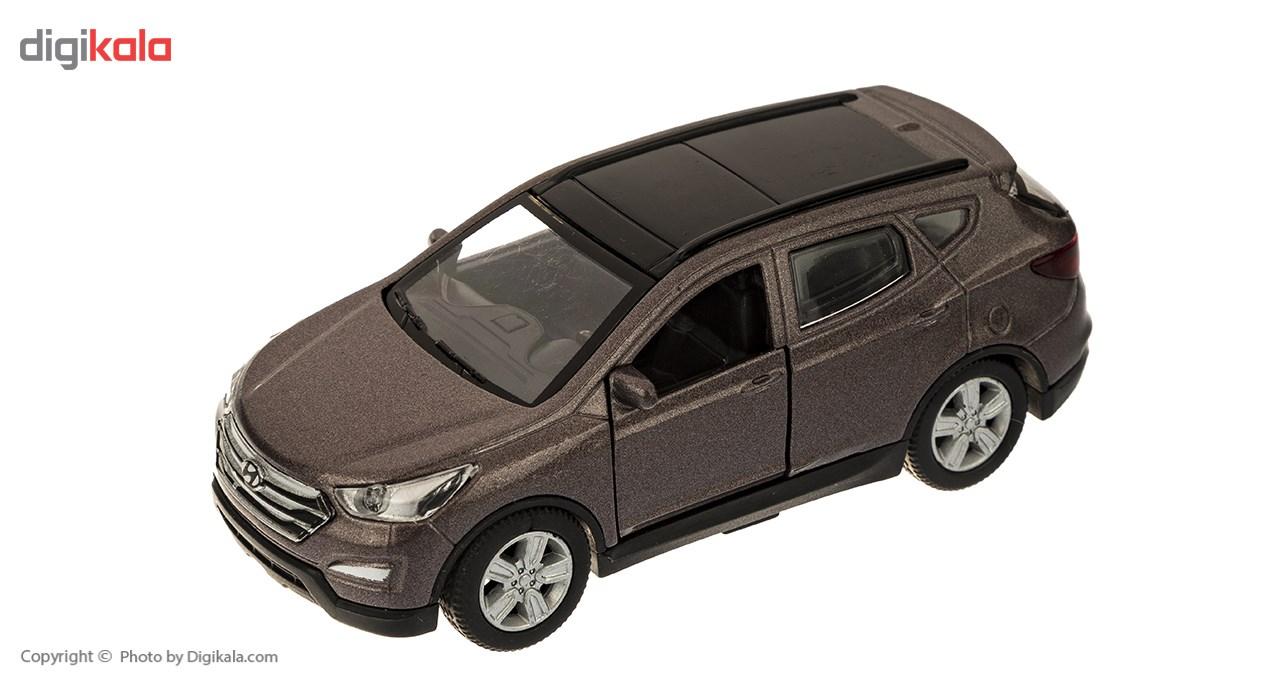 ماشین بازی مدل Hyundai Santa Fe main 1 4