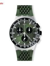 ساعت مچی عقربه ای مردانه سواچ مدل SUSM402 -  - 3