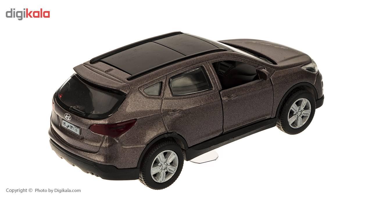 ماشین بازی مدل Hyundai Santa Fe main 1 5