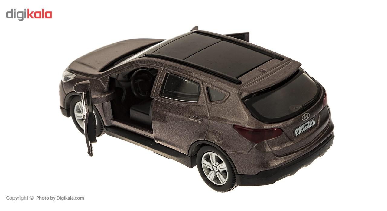 ماشین بازی مدل Hyundai Santa Fe main 1 7