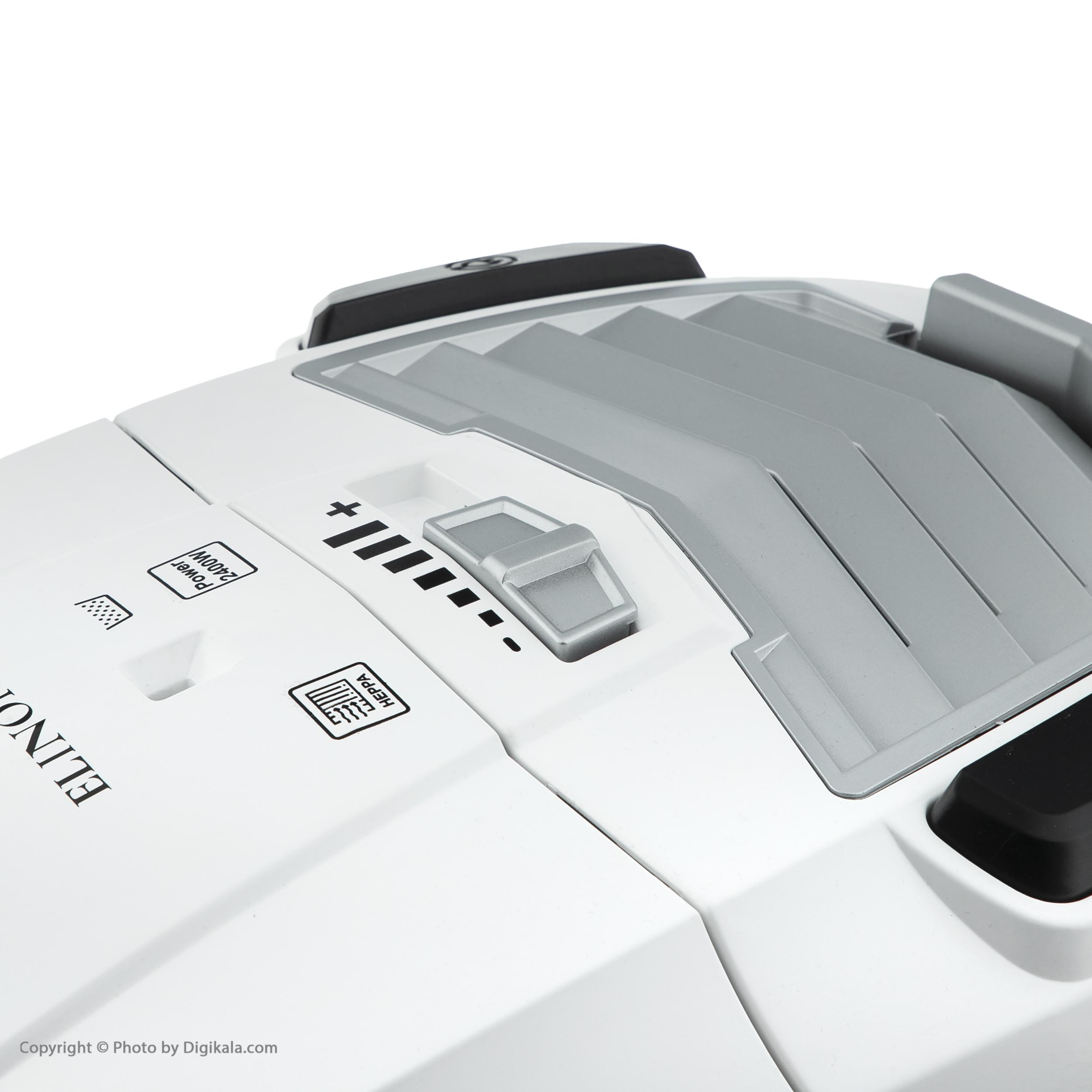 جاروبرقی الینور مدل evc-3000