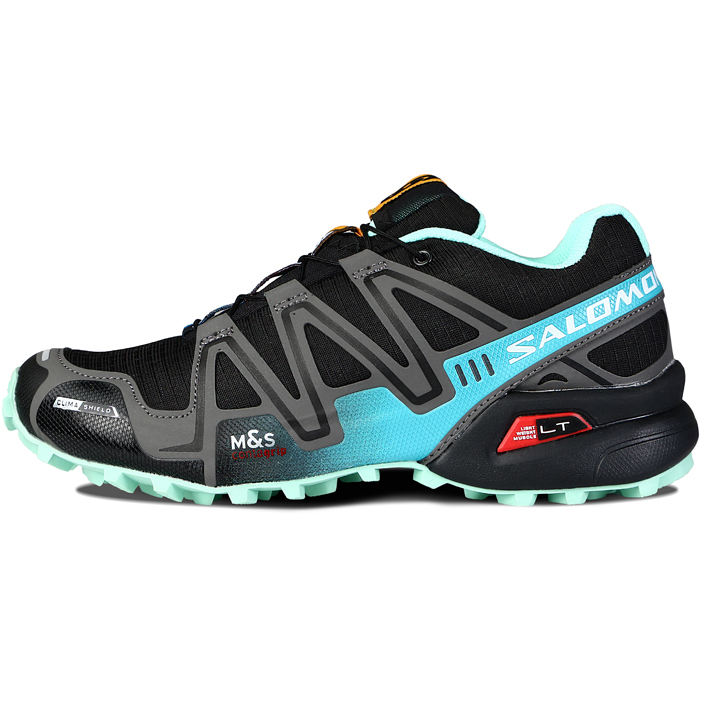 کفش پیاده روی زنانه سالومون مدل speedcross 3 - 125682