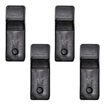 شاسی قفل کن شیک پارت مدل PG405 مناسب برای پژو 405 بسته 4 عددی
