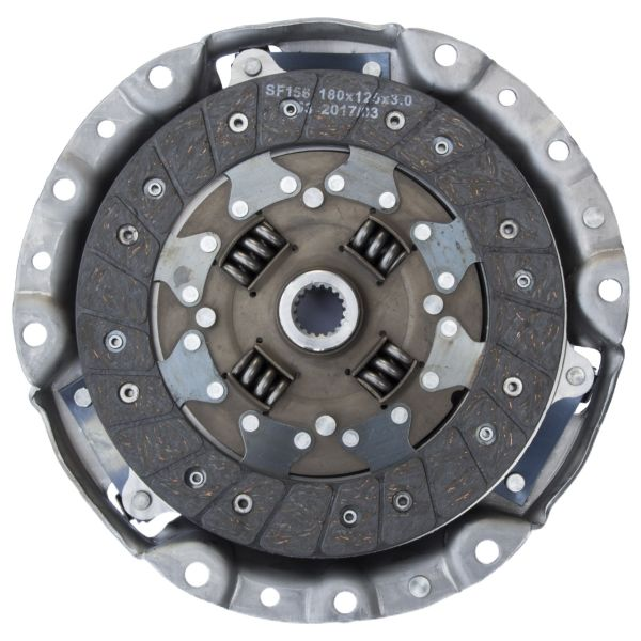 کیت کلاچ شایان صنعت مدل SHX100 مناسب برای پراید