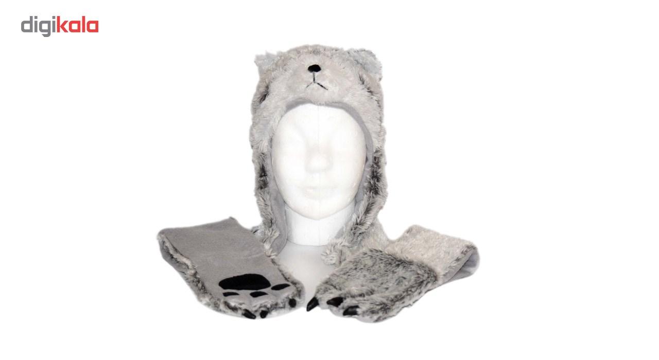 خرید اینترنتی کلاه هدفون بی سیم اپتیکس مدل HW-1312 اورجینال