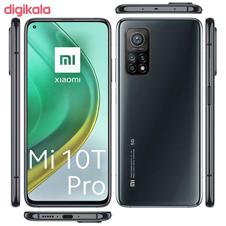 گوشی موبایل شیائومی مدل Mi 10T PRO 5G M 2007J3SG دو سیم کارت ظرفیت 256 گیگابایت main 1 6