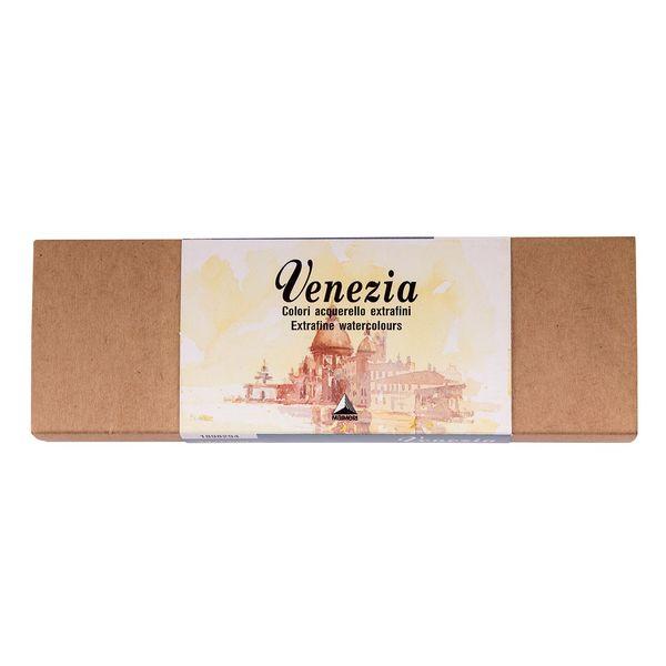 آبرنگ 24 رنگ مایمری مدل Venezia کد 8294