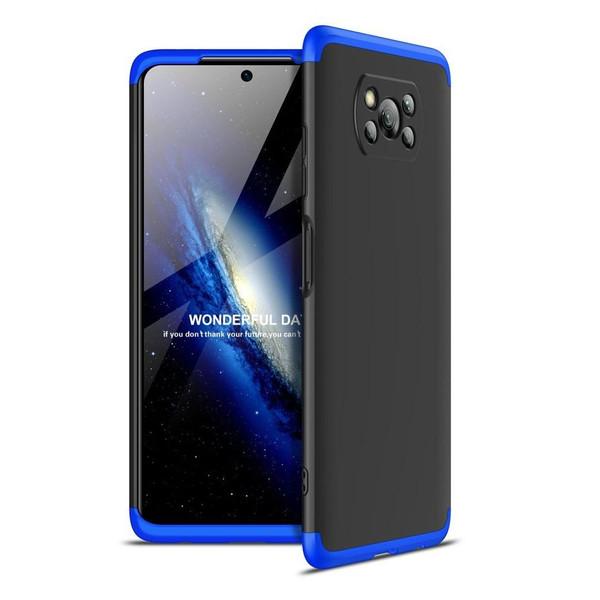 کاور 360 درجه جی کی کی مدل GK-pocox3 مناسب برای گوشی موبایل شیائومی POCO X3