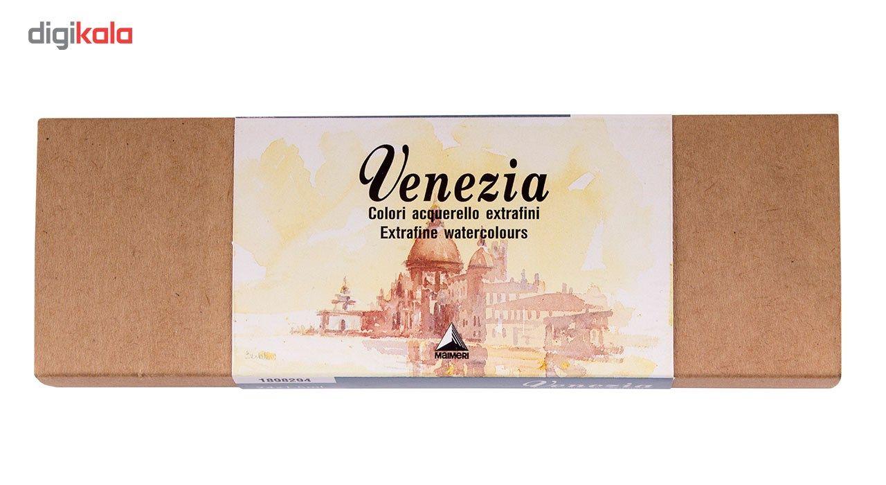 آبرنگ 24 رنگ مایمری مدل Venezia کد 8294 main 1 1
