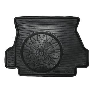 کفپوش سه بعدی صندوق عقب خودرو پانیذ مدل TAT مناسب برای تیبا صندوق دار