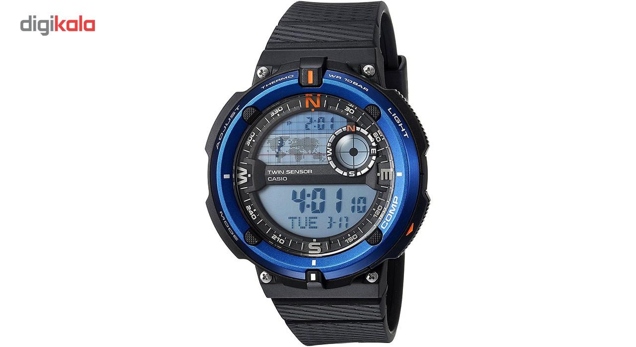 ساعت مچی دیجیتال مردانه کاسیو مدل SGW-600H-2ADR