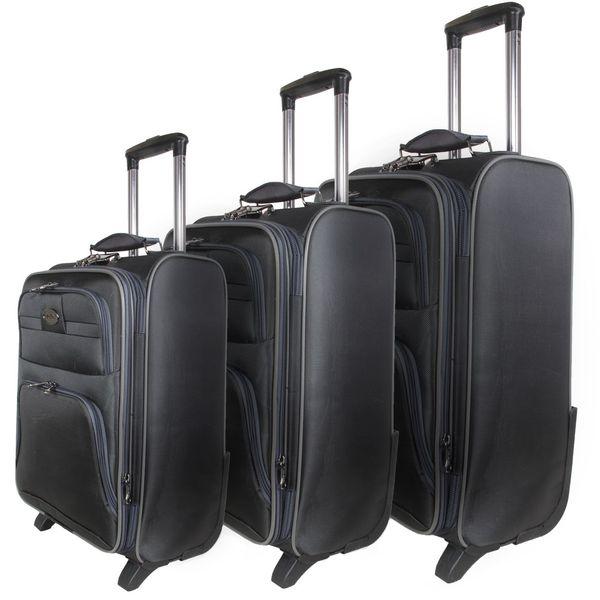 مجموعه سه عددی چمدان مدل 21-7354.3