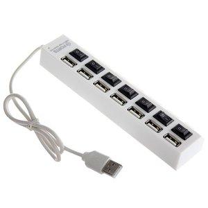 هاب USB 2.0 هفت پورت پورتز مدل 961129