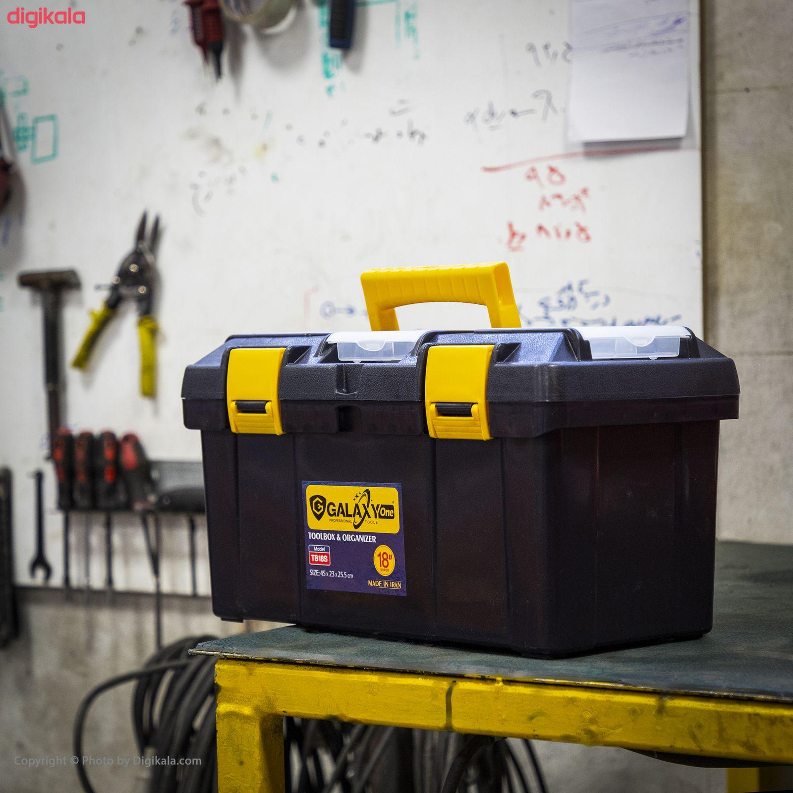 جعبه ابزار گلکسی وان مدل TB18S  main 1 8