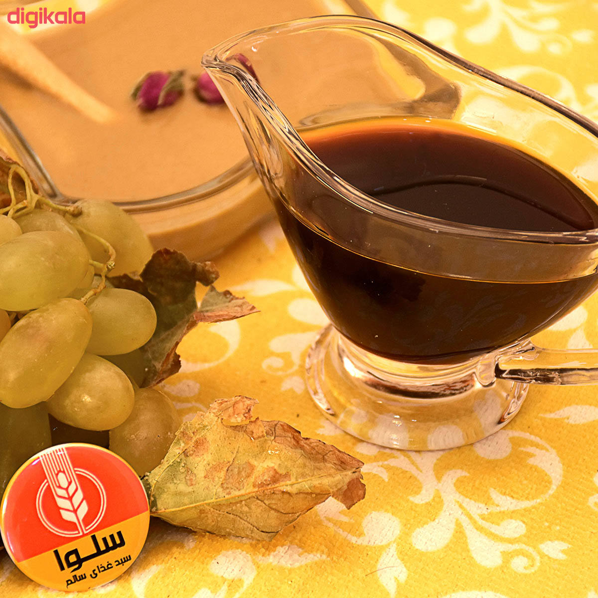 شیره انگور سلوا - 500 گرم main 1 1