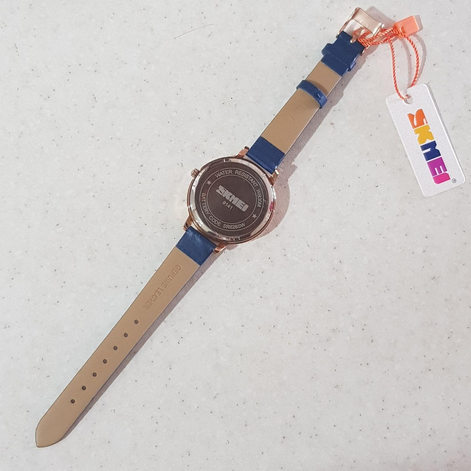ساعت مچی عقربه ای زنانه اسکمی مدل 41-91 کد 04 -  - 6