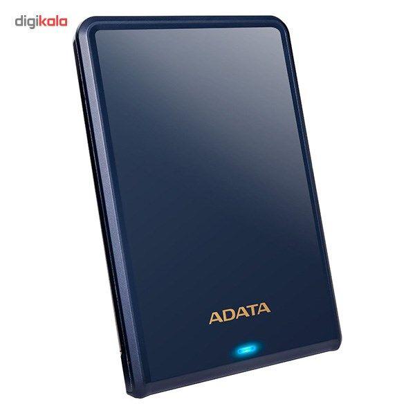 هارددیسک اکسترنال ADATA مدل HV620S ظرفیت 1 ترابایت main 1 3