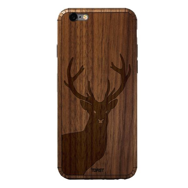 کاور چوبی تست مدل Stage مناسب برای گوشی های موبایل آیفون6/6s Plus