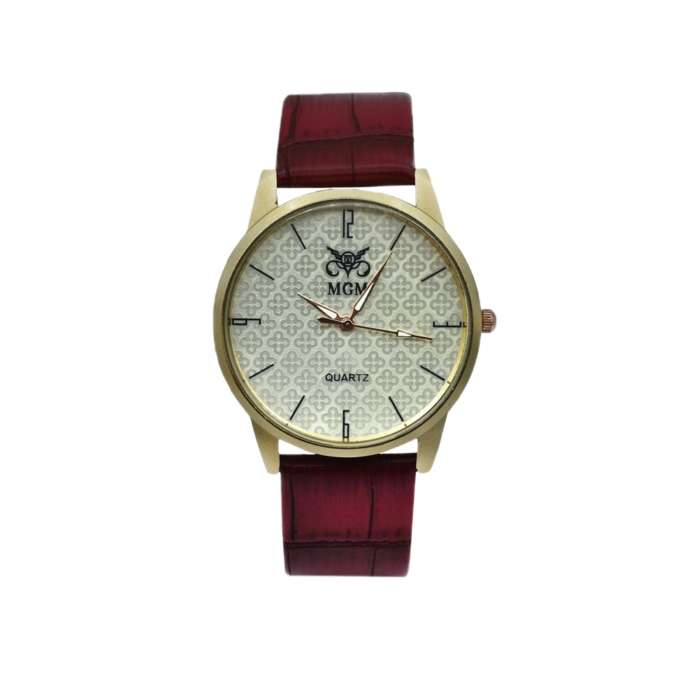 خرید                                      ساعت مچی عقربه ای ام جی ام مدل sa-219-gh