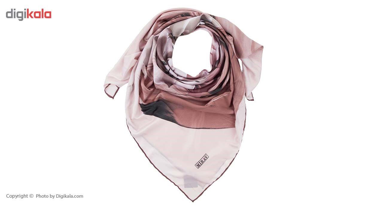 روسری میرای مدل M-229 - شال مارکت -  - 2