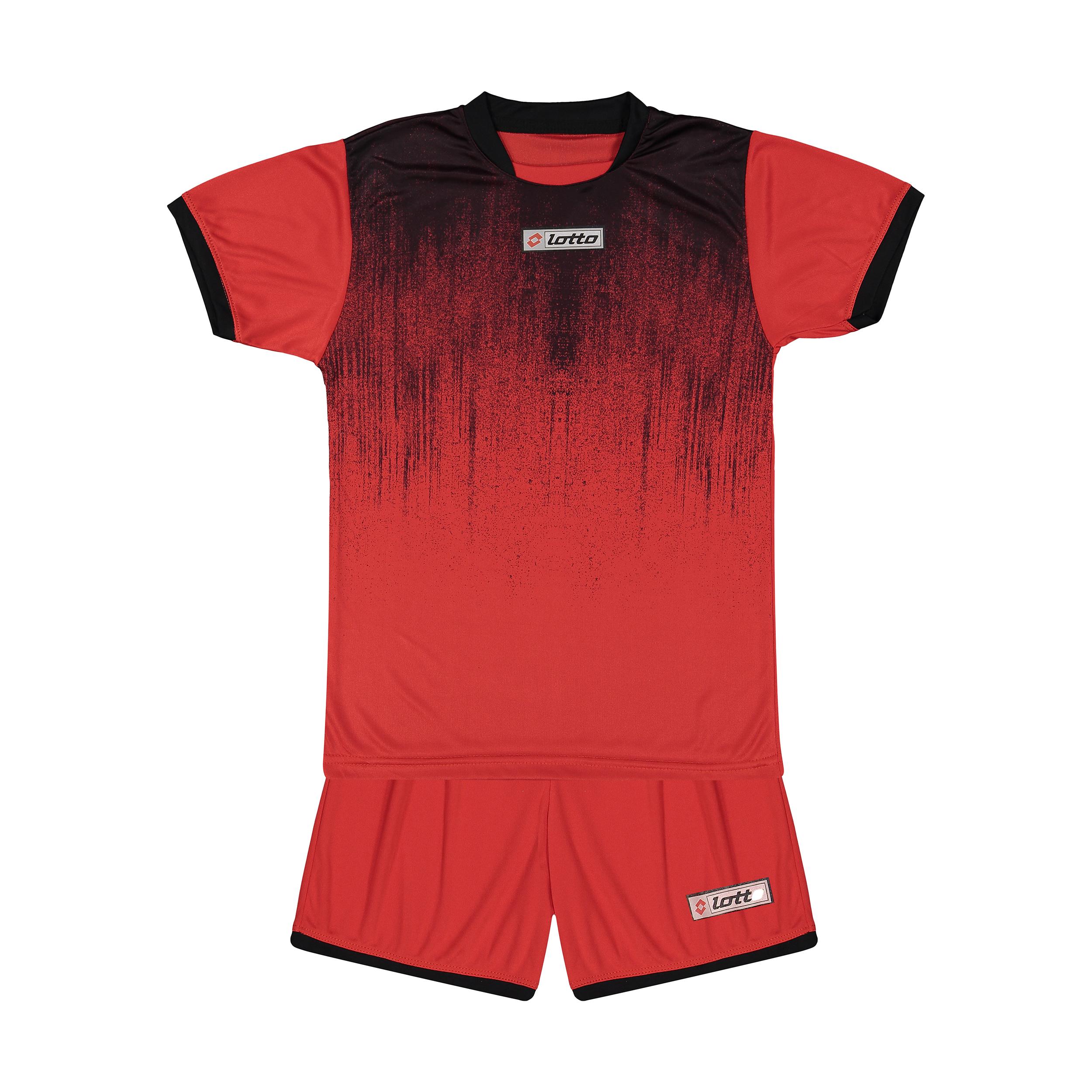 ست پیراهن و شورت ورزشی مردانه مدل 2021