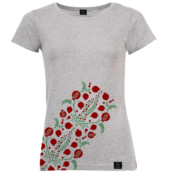 تی شرت زنانه 27 مدل YALDA کد J64