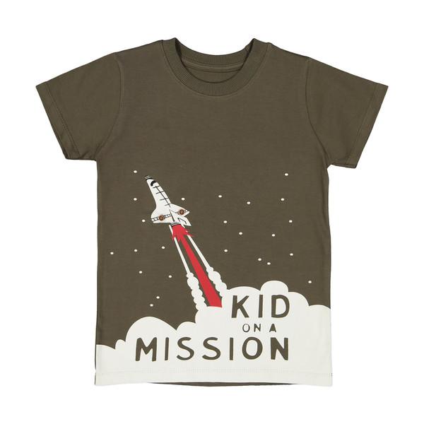 تی شرت پسرانه سون پون مدل 1391530-49