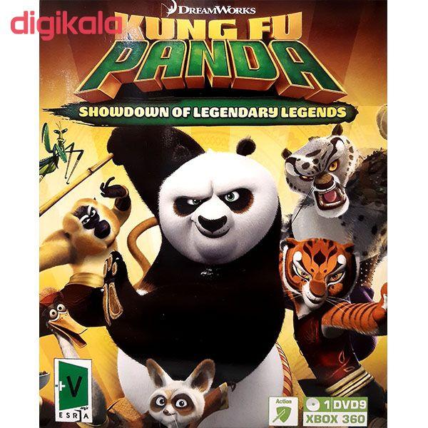 بازی KUNG FU PANDA مخصوص Xbox 360 main 1 1