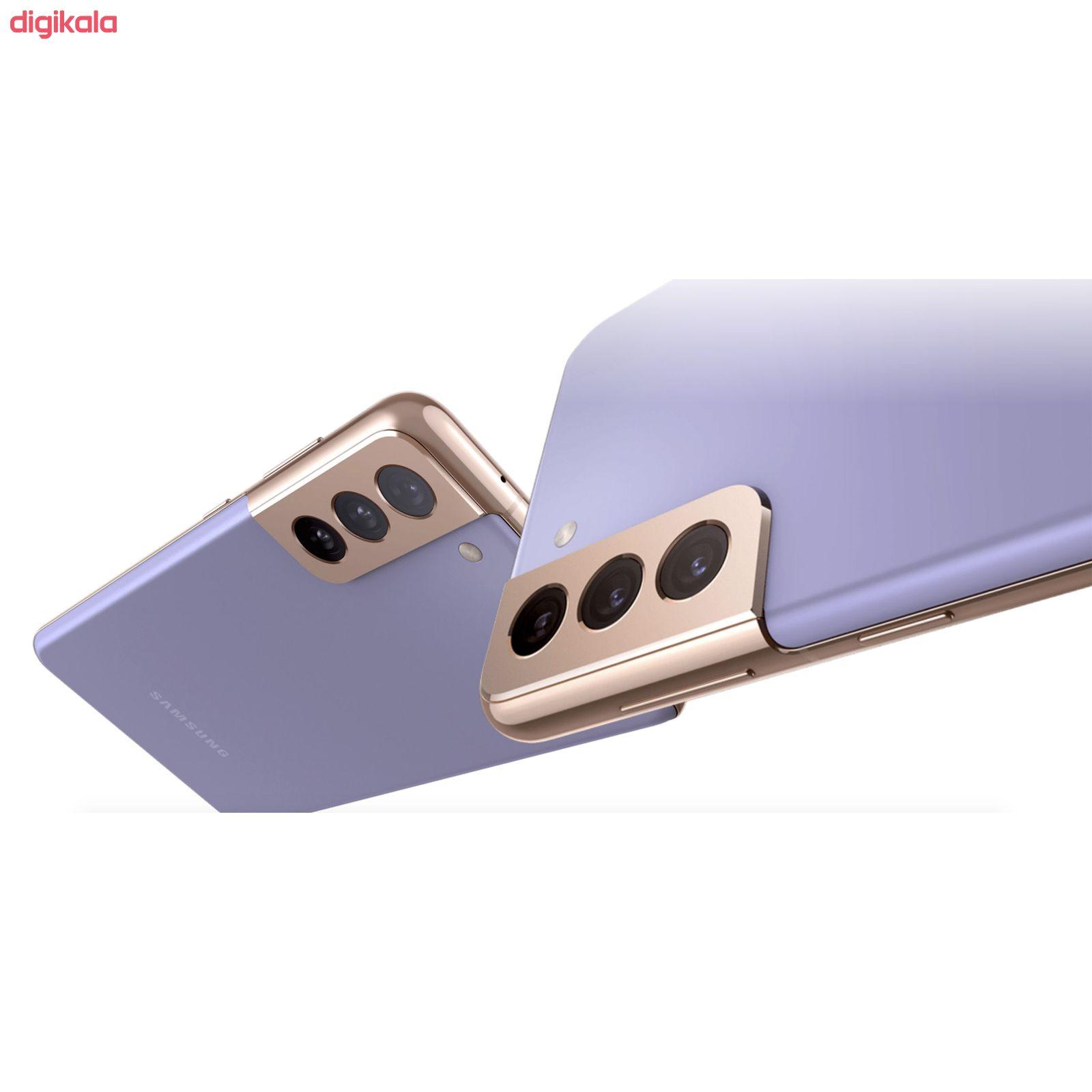 گوشی موبایل سامسونگ مدل Galaxy S21 Plus 5G SM-G996B/DS دو سیم کارت ظرفیت 256 گیگابایت و رم 8 گیگابایت main 1 8