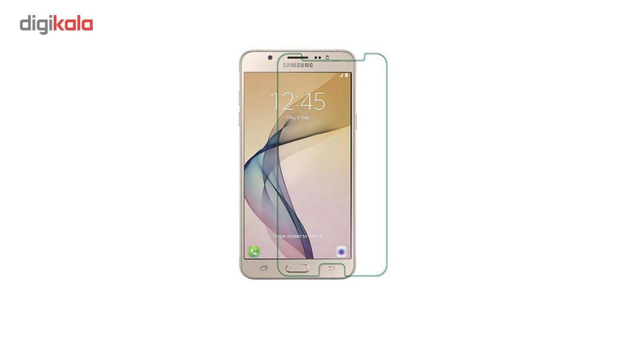 محافظ صفحه نمایش شیشه ای کوالا مدل Tempered مناسب برای گوشی موبایل سامسونگ Galaxy J7 Prime main 1 2