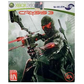 بازی Crysis 3 مخصوص ایکس باکس 360