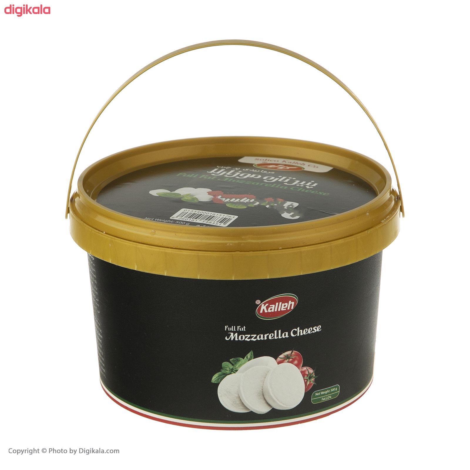 پنیر تازه موزارلا کاله مدل توپی مقدار 500 گرم main 1 4