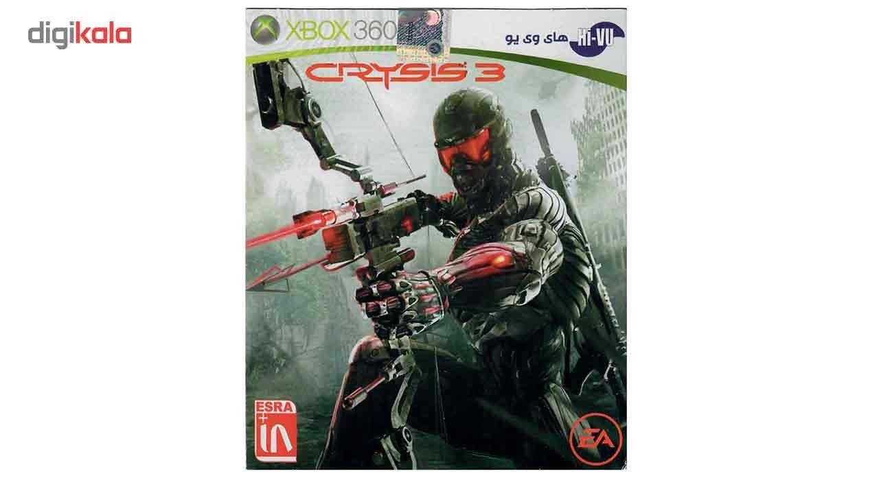 بازی Crysis 3 مخصوص ایکس باکس 360 main 1 1