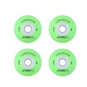 چرخ اسکیت سبا مدل Luminous80 بسته چهار عددی