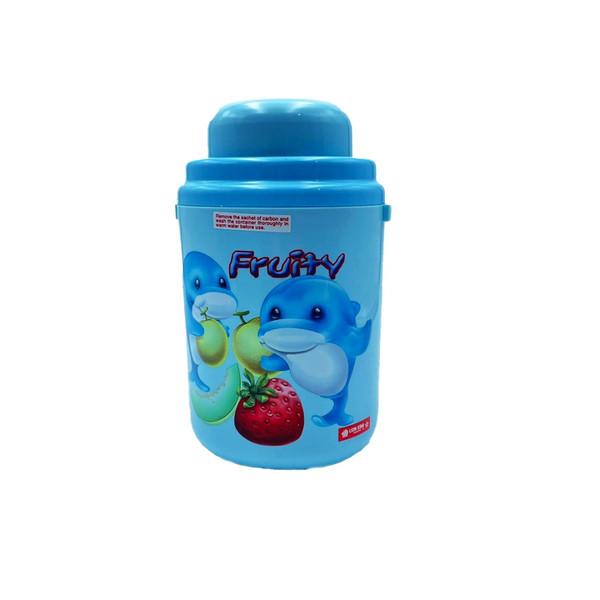 قمقمه کودک مدل لیوان دار گنجایش 1.5 لیتر