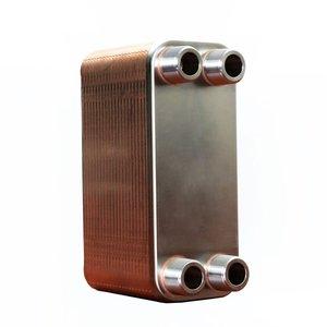 مبدل حرارتی صفحه ای هپاکو مدل HP-100 با ظرفیت 1000 لیتر بر ساعت