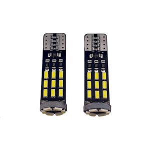 لامپ چراغ کوچک خودرو سام اسپرت مدل SMDWIT بسته 2 عددی