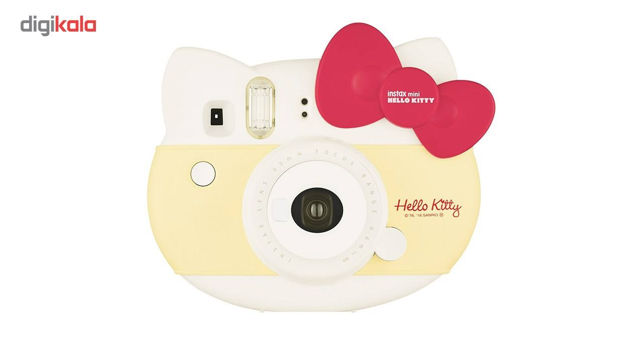 دوربین عکاسی چاپ سریع فوجی فیلم مدل Instax mini Hello Kitty Limited Edition  Fujifilm Instax mini