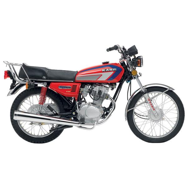 موتورسیکلت کبیر مدل CDI 125 سال 1395