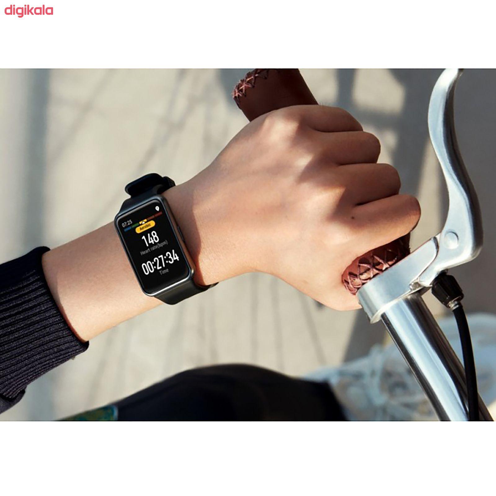 ساعت هوشمند هوآوی مدل WATCH FIT main 1 7