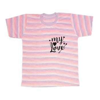 تی شرت دخترانه کد 555SB