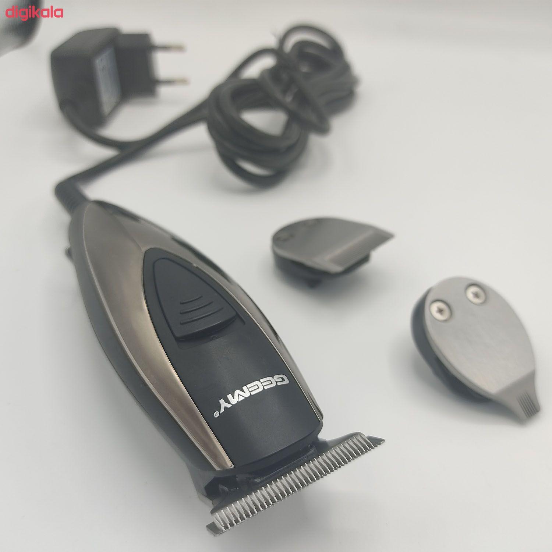 ماشین اصلاح موی صورت جیمی مدل GM830 main 1 4