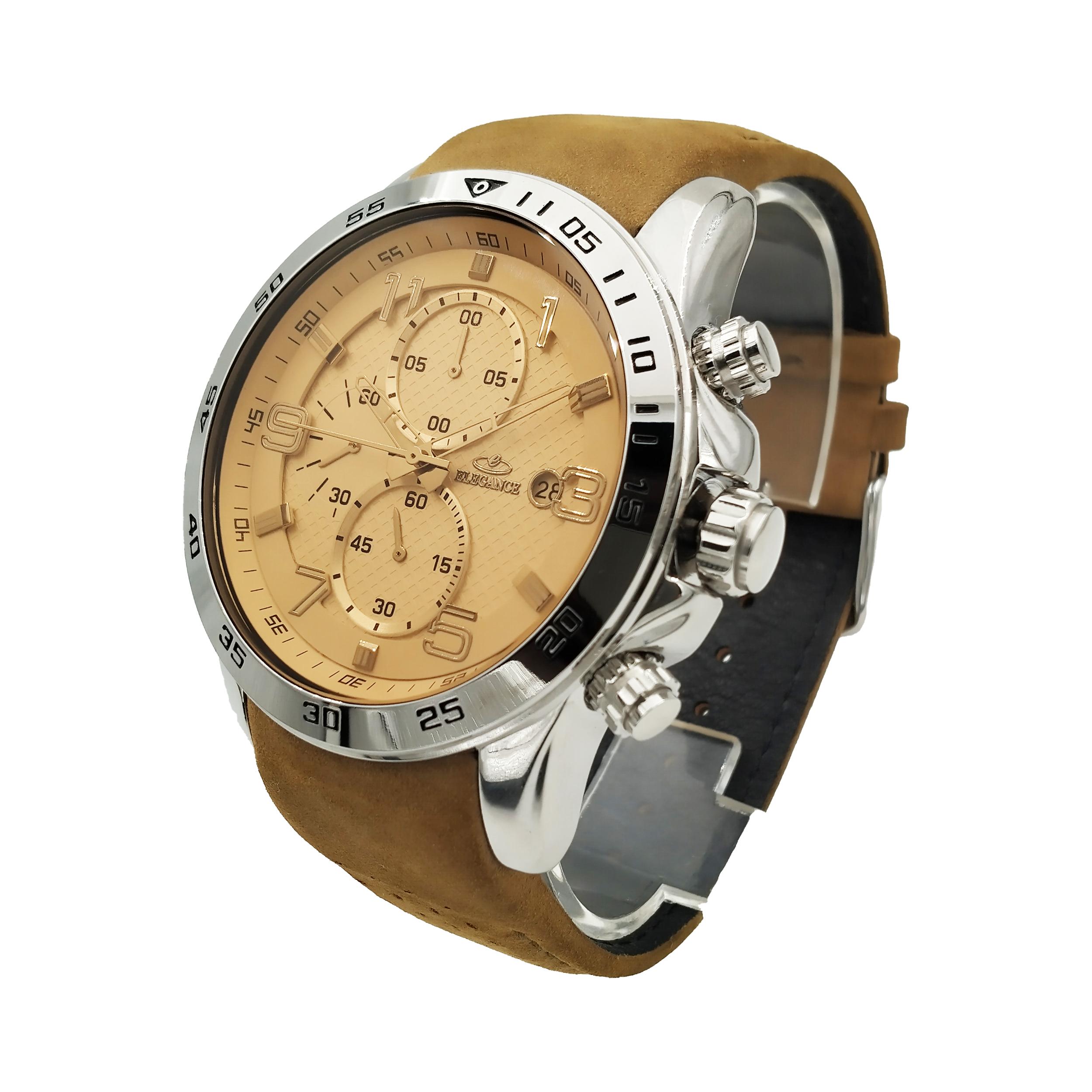 ساعت مچی عقربهای مردانه  الگانس مدل 88349M