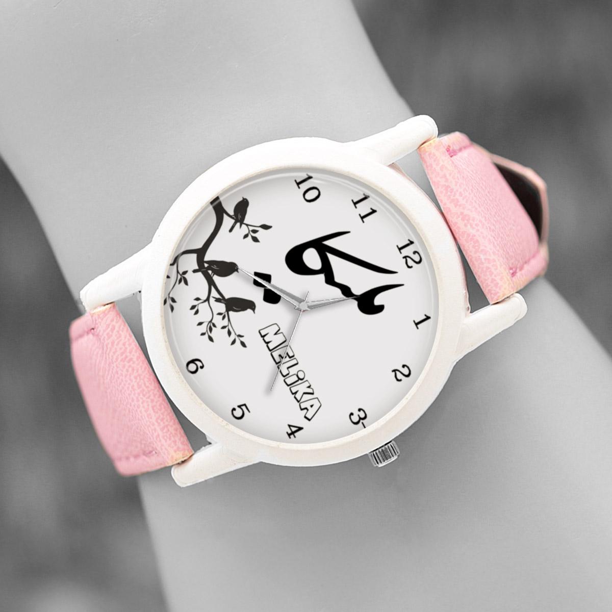 ساعت مچی عقربه ای زنانه طرح ملیکا کد LF3185              ارزان