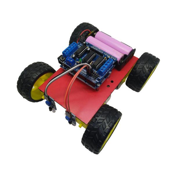 کیت رباتیک آوات روبو مدل مسیریاب L293