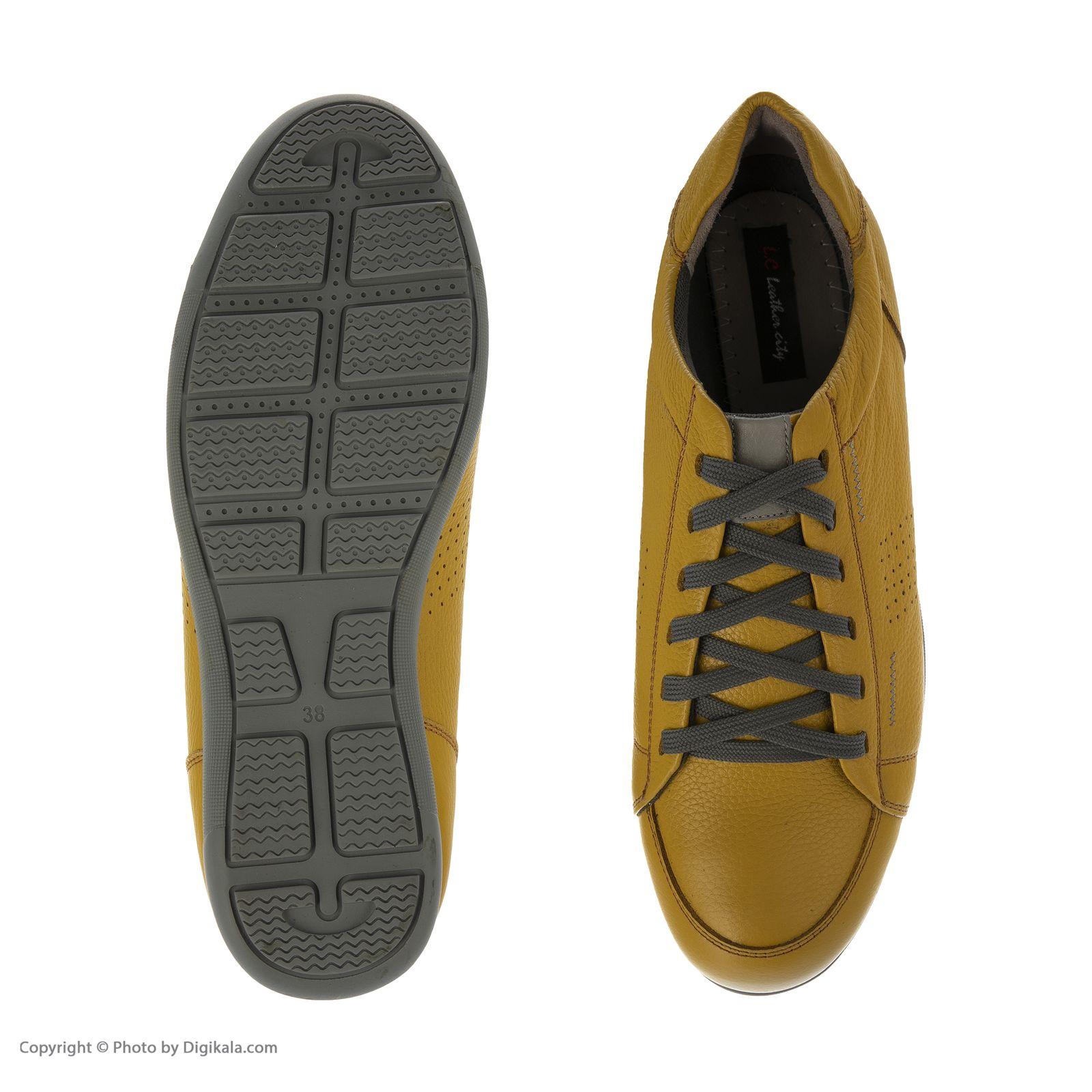 کفش روزمره زنانه شهر چرم مدل so42319 -  - 8