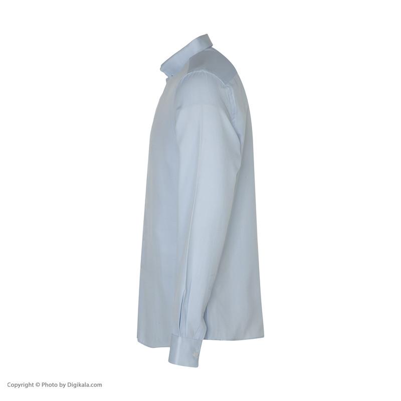 پیراهن آستین بلند مردانه کوتون مدل 8YAM69856VW-610