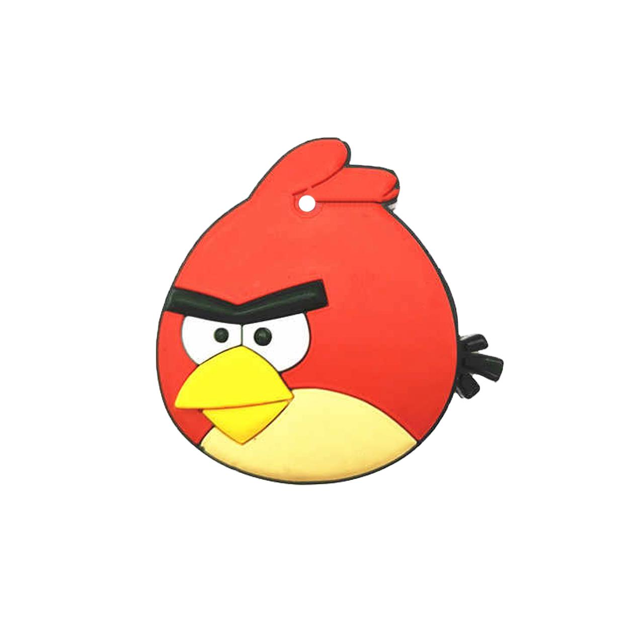 بررسی و {خرید با تخفیف} فلش مموری طرح AngryBird مدل DAA1148-U3 ظرفیت 128 گیگابایت اصل