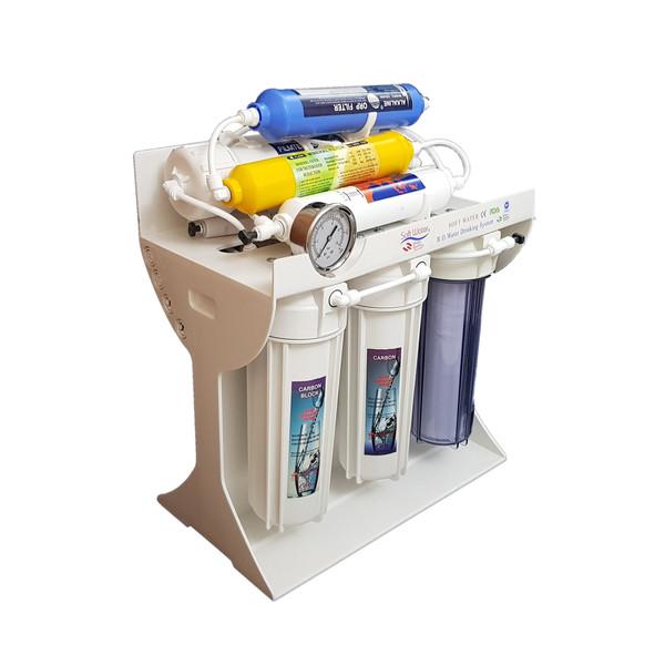 دستگاه تصفیه کننده  آب خانگی سافت واتر مدل R-07