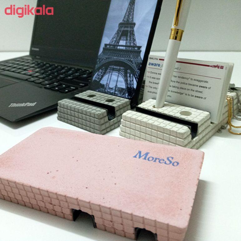 پایه نگهدارنده گوشی موبایل و تبلت مورسو مدل حوض فیروزه main 1 2